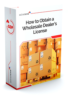 How to obtain wholesale dealer's license guide